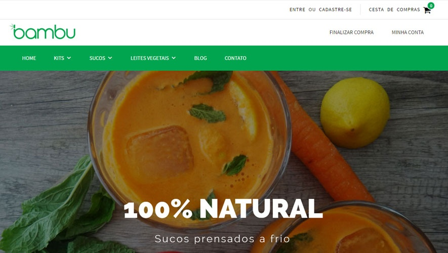 Bambu Alimentos