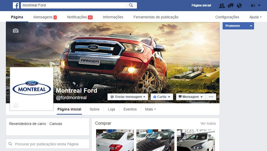 Montreal Ford