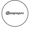 Método de pagamento online integrado ao PagSeguro