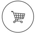 Venda seus produtos pela internet de forma segura, otimizada para desktop, tablet e celular.