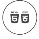 Padrão de desenvolvimento de alta performance que facilita a construção de sites com interfaces intuitivas e compatíveis com vários dispositivos.
